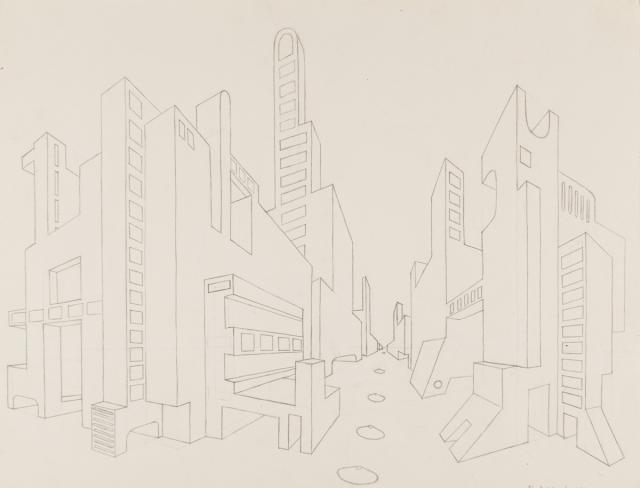 Schl sselwort album perspektive mit 2 fluchtpunkten for Sofa zeichnen fluchtpunkt